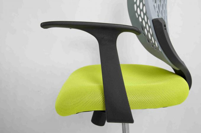 High End Mesh Rolling Desk Chair With TPU Backrest / Strong Bearing Capacity