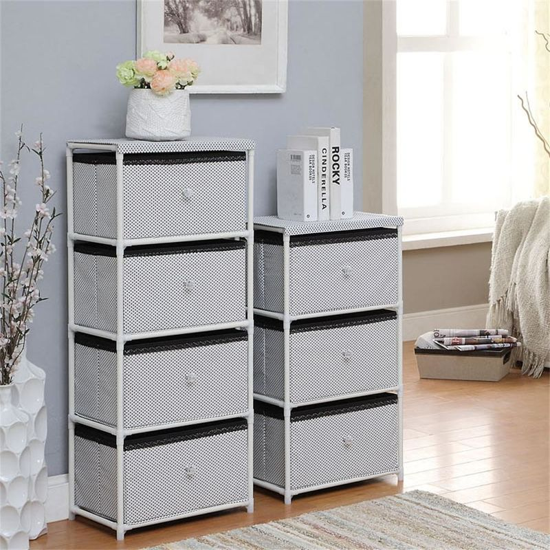 Daily Necessities Bedroom Storage Units , CE Storage Shelving ...