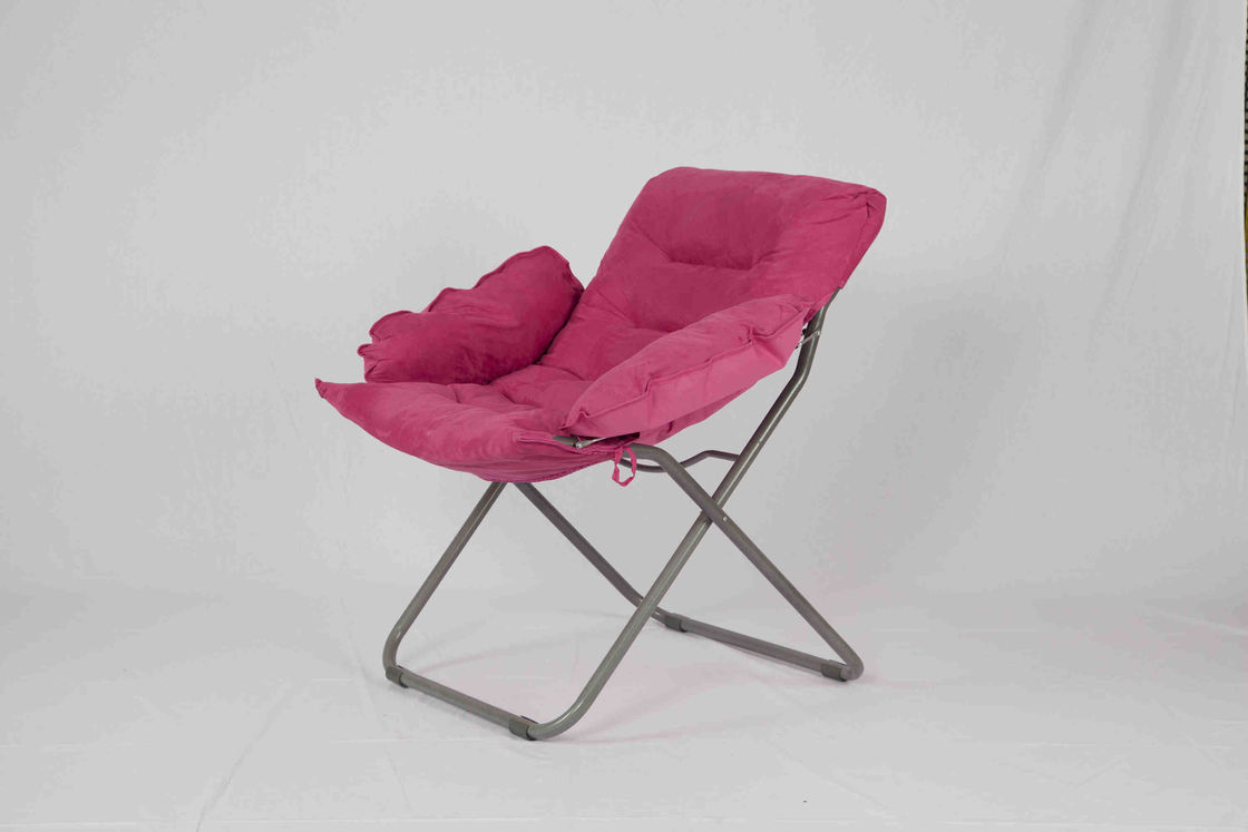 Incredible Kids Rose Red Leisure Metal Folding Chairs With Heavy Duty Caraccident5 Cool Chair Designs And Ideas Caraccident5Info