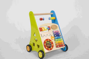 Multi Function Toddler Educational Toys , Kids Learning Toys DIY IQ Challenge Games